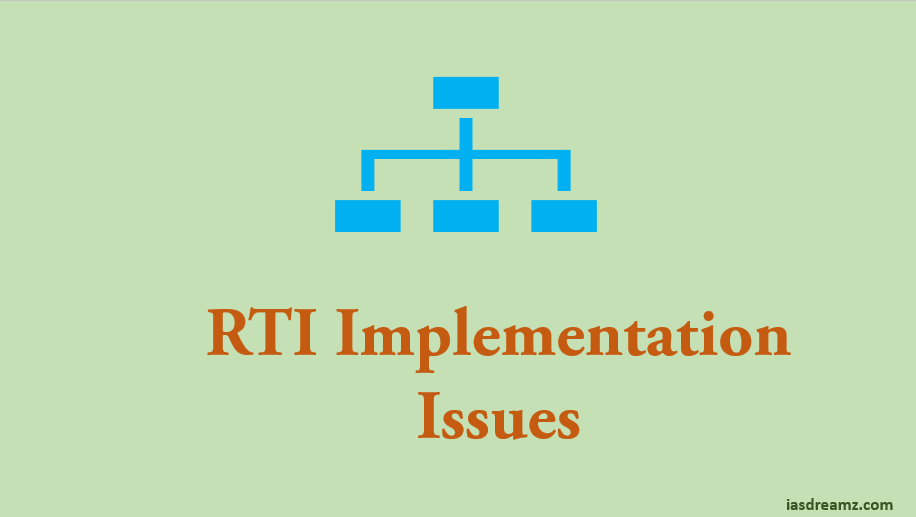 Issues in Implementation of the RTI Act: PART III